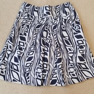 ☆ Ann Taylor ☆ Fit & Flare Skirt Size 6
